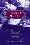 Shaggy Muses: The Dogs Who Inspired Virginia Woolf, Emily Dickinson, Elizabeth Barrett Browning, Edith Wharton, and Emily Brontë [Deckle Edge] [Hardcover]